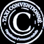 taxi bergua provence lancon provence taxi conventionné tesla logo